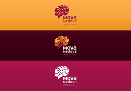 Mova Medova - Logo on Behance
