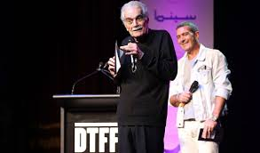 Omar Sharif accused of slapping woman at film fest