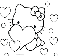 Hello Kitty Coloring Pages Free Hello Kitty Coloring Pages Free