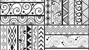 How To Draw Patterns Amazing Patterns To Draw On Paper Holaklonecco
