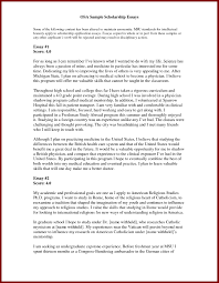 Cover Letter Format Scholarship Application Copy Cover Letter For ...