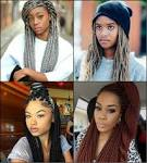 2017 braided hairstyles for ladies