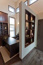 office wall divider. Nice Way To Separate A Space For Home Office! The Oakpark Contemporary Office · Wall DividersRoom Divider