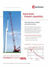 Manitowoc 16000 Load Chart Crawling Vertikal Net Pages 1 8 Text Version Anyflip
