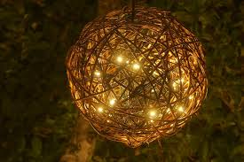 appealing outdoor chandelier battery operated 28 willow branch pendant
