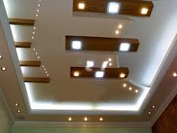 Trần nhà thạch cao và những sản phẩm đèn led chiếu sáng phù hợp nhất