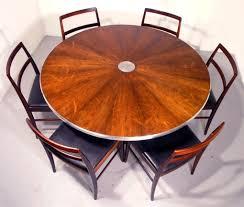 poul cadovius france son rosewood pedestal table
