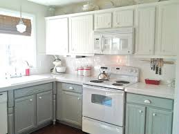 painting over stained wood kitchen cabinets photo 7