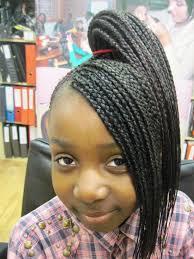 Short Hair Style For Black Girls black girl ponytail braids styles black kids ponytail hairstyles 2227 by stevesalt.us