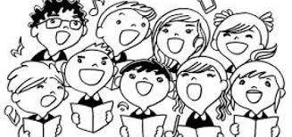 """Résultat de recherche d'images pour """"dessin enfant chant commun"""""""