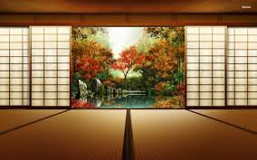 Small Picture Japanese room wallpaper Wallpapers Pinterest Wallpaper