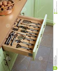 Kitchen Drawers Open Kitchen Drawers Royalty Free Stock Photography Image 23964827
