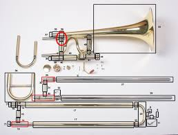 Bach Trombone Parts Mouthpiece Express