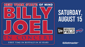 Billy Joel Tampa Seating Chart Tickets On Sale Now For Billy Joel At New Era Field