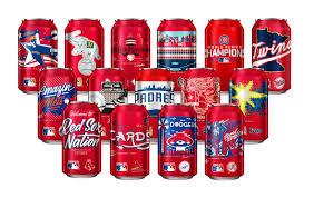 Custom Bud Light Cans Budweiser Introduces Customized Mlb Team Cans
