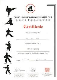 8 Certificate Of Appreciation Of Training Camp Primary Write