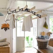 the pulleymaid deluxe drying rack