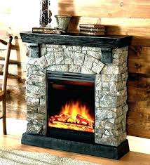 inspirational rock electric fireplace and charming design menards electric fireplace electric fireplace insert menards rock fireplace
