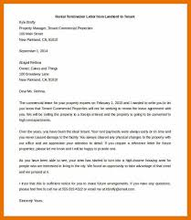 lease termination notice to tenant editable rental termination letter from landlord to tenant