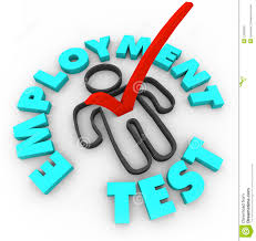 employment test check mark and box stock photography image employment test check mark and box