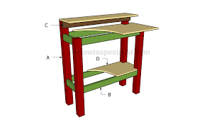 building a stand up desk