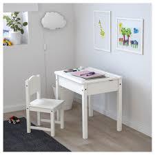 IKEA SUNDVIK children\u0027s desk Children\u0027s White 58 x 45 cm -