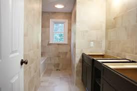 bathroom recessed lighting ideas espresso. flooring magnificent narrow bathroom floor plans using stained ceramic tile and white trim windows alongside plywood recessed lighting ideas espresso e