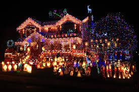 cool christmas house lighting. Wonderful Christmas Christmas Lights Are Strung On A House To Cool House Lighting I