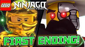 Ninjago: The INSANE Original Final Battle Ending! 😱 - YouTube