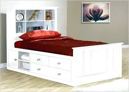 twin platform bed with drawers. Platform Bed With Storage Twin White King Size Headboard Drawers P