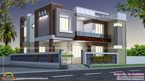 exquisite house india home design modern style indian square feet