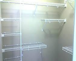 rubbermaid wire closet shelving closet organizer parts wire closet shelving medium size of closet shelving manufacturers