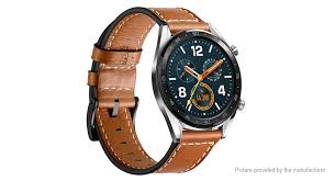 replacement leather watch band strap for huawei watch gt