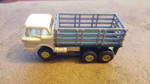 Vintage Aurora Mack Stake Truck Complete | #1820358554