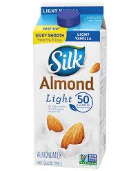 photo of light vanilla almondmilk