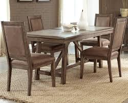 Liberty Furniture Stone Brook Casual 5 Piece Trestle Table Set ...