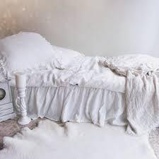 dust ruffles bed skirts.  Skirts Linen Bed Skirt Dust Ruffle Bedskirt White Linen By Linenbeeshop And Ruffles Skirts