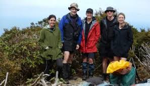 Optimism and the West Coast – Ivan Andrews and company – Wellington  Tramping and Mountaineering Club