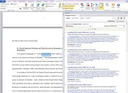 Lexis For Microsoft Office Using Clauses Contracts