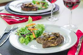 romantic steak dinner for two. Beautiful Steak Romance Is In The Air Iu0027ve Been Married A Long Time So Weu0027re Not Much  About Gifts And Flowers As We Are Quiet Dinner Nice Bottle Of Wine  Intended Romantic Steak Dinner For Two S