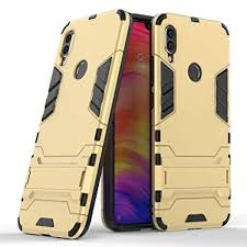 Redmi Note 7 Case DWaybox 2 in 1 Hybrid Heavy ... - Amazon.com