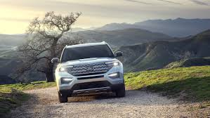 Ford Explorer Towing Capacity Chart 2020 Ford Explorer Suv Capability Features Ford Com