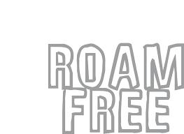 印花矢量图文字英文roam Free 免费素材产品工业素材免费下载图片编号