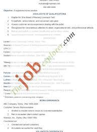 Nursing Cv Template Doc Gallery Certificate Design And Template