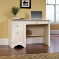 total fab desks with file cabinet drawer for small home offices small home office desk with file drawer in creamy white wood finish