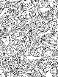 10 Free Printable Holiday Adult Coloring