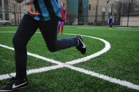 artificial football turf. Health Concerns Over Tire-filled Turf Have Some Parks, Schools Seeking Substitute - Chicago Tribune Artificial Football