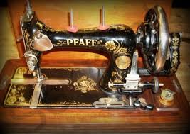 Old Pfaff Sewing Machine Models
