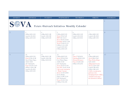 Travel Calendar Free Monthly Travel Calendar Templates At Allbusinesstemplates Com