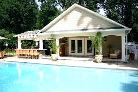 small pool cabana. Pool House Cabana Plans Design With . Small